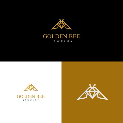 golden bee jewelry