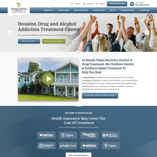 Kemah Palms Recovery - Alcohol and Drug Treatment