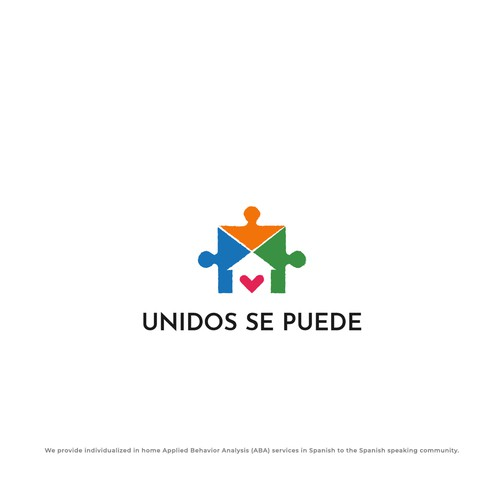 Logo for Applied Behavior Analysis (ABA) services to the Spanish speaking community.