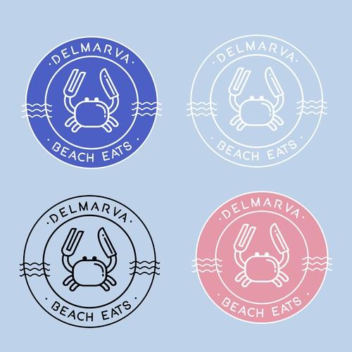 Logos for Delmarva