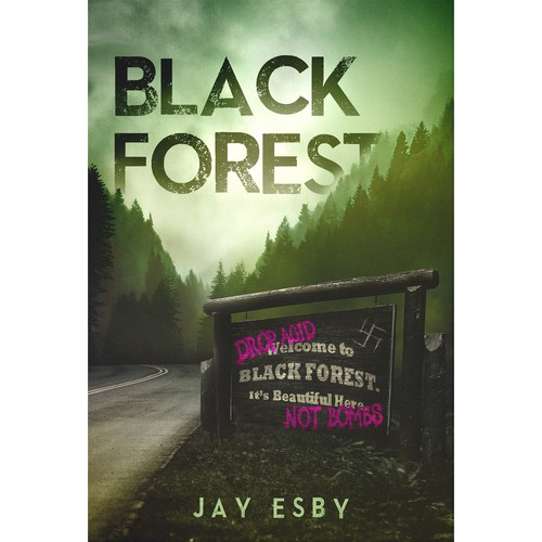 'Black Forest' book cover