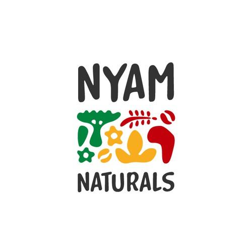 Logo for Nyam Naturals