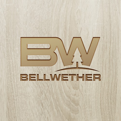 Sleek Logo Design for Bellwether