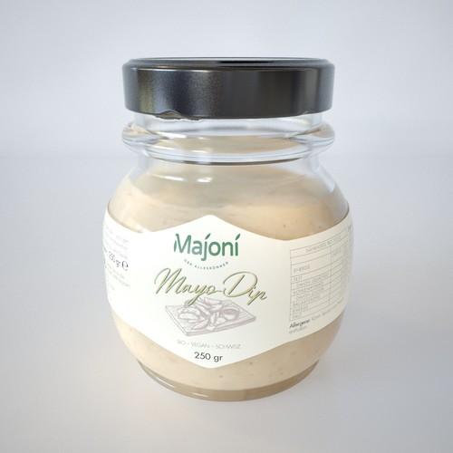 Design for Majoni Mayo Dip