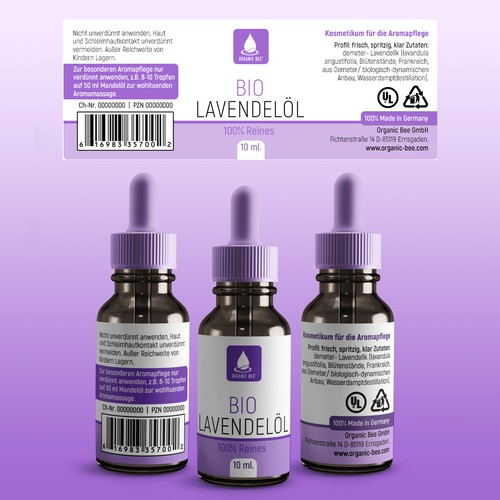 Dropper Lavender