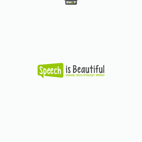 Speech is Beautiful Logo
