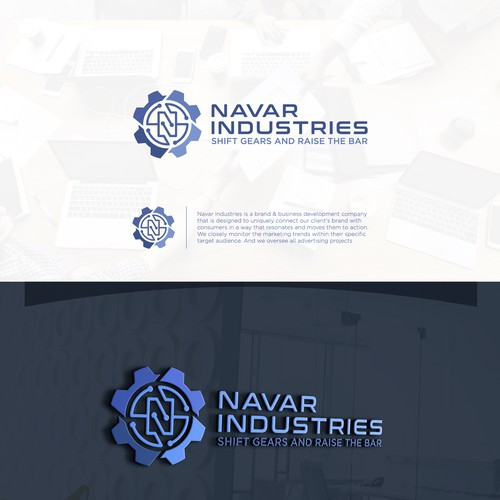 NAVAR industries logo
