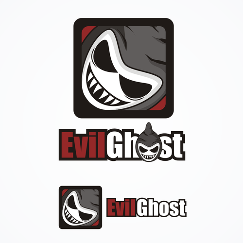 Create a new awesome logo for Evil Ghost Clothing