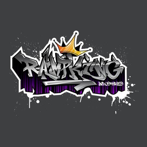 Rampking Graffiti