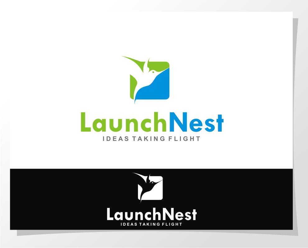 logo for LaunchNest