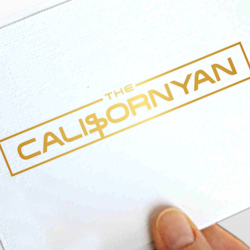 New Modern Home Needs an Estate Name Logo: the Californyan