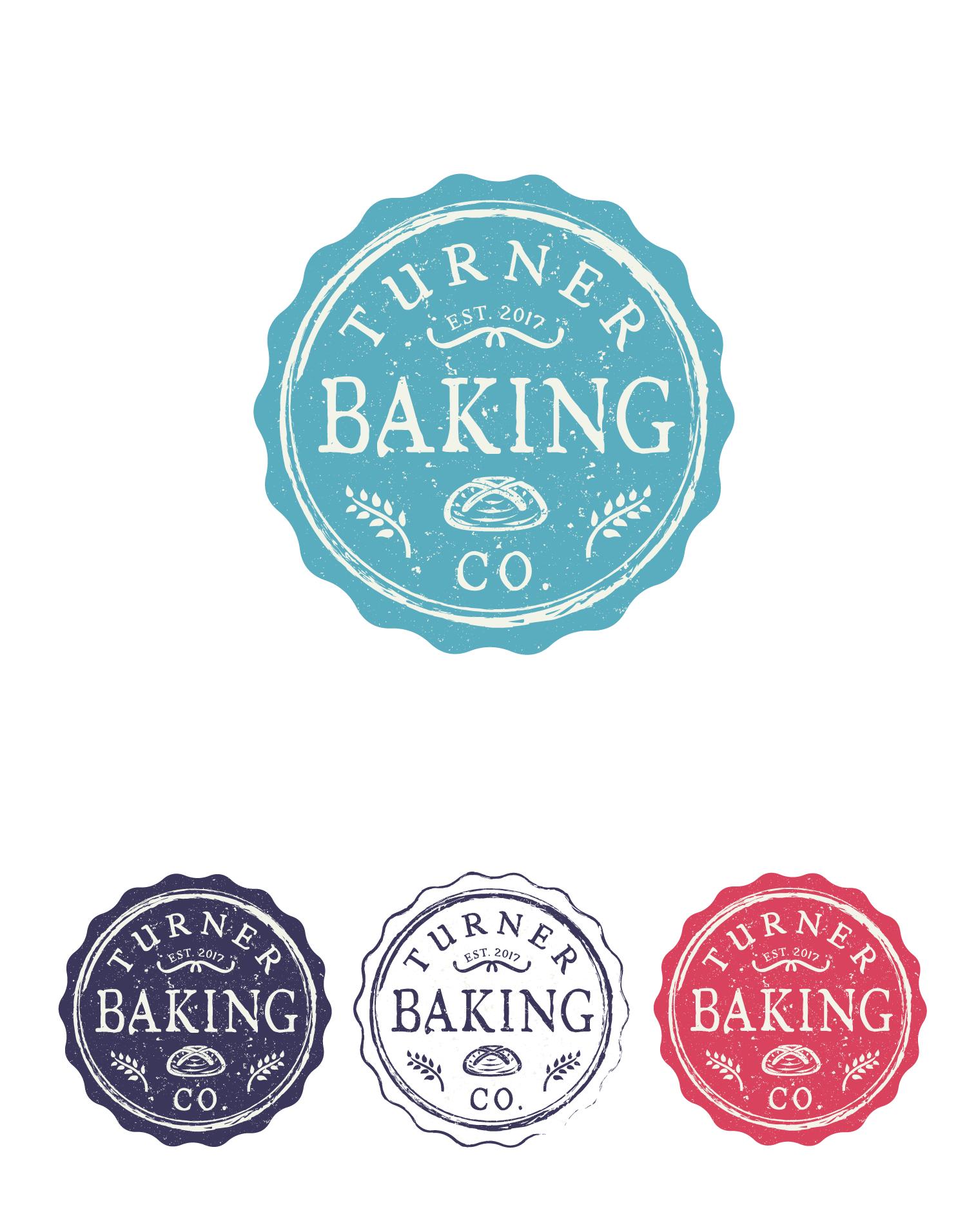 Turner Baking Co. needs vintage logo!
