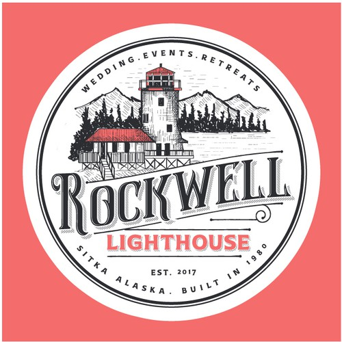 Logo for Rockwell Lighthouse