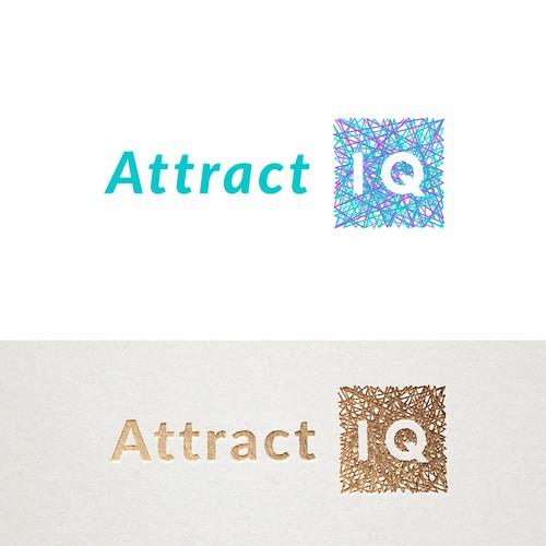 Attract IQ - Logo Concept