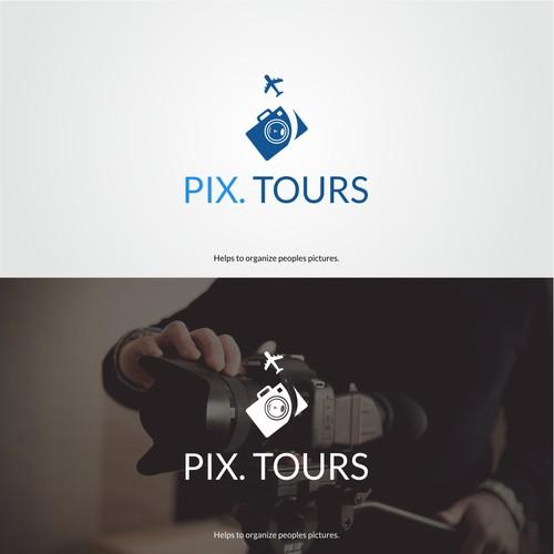 Logo Pix Tours