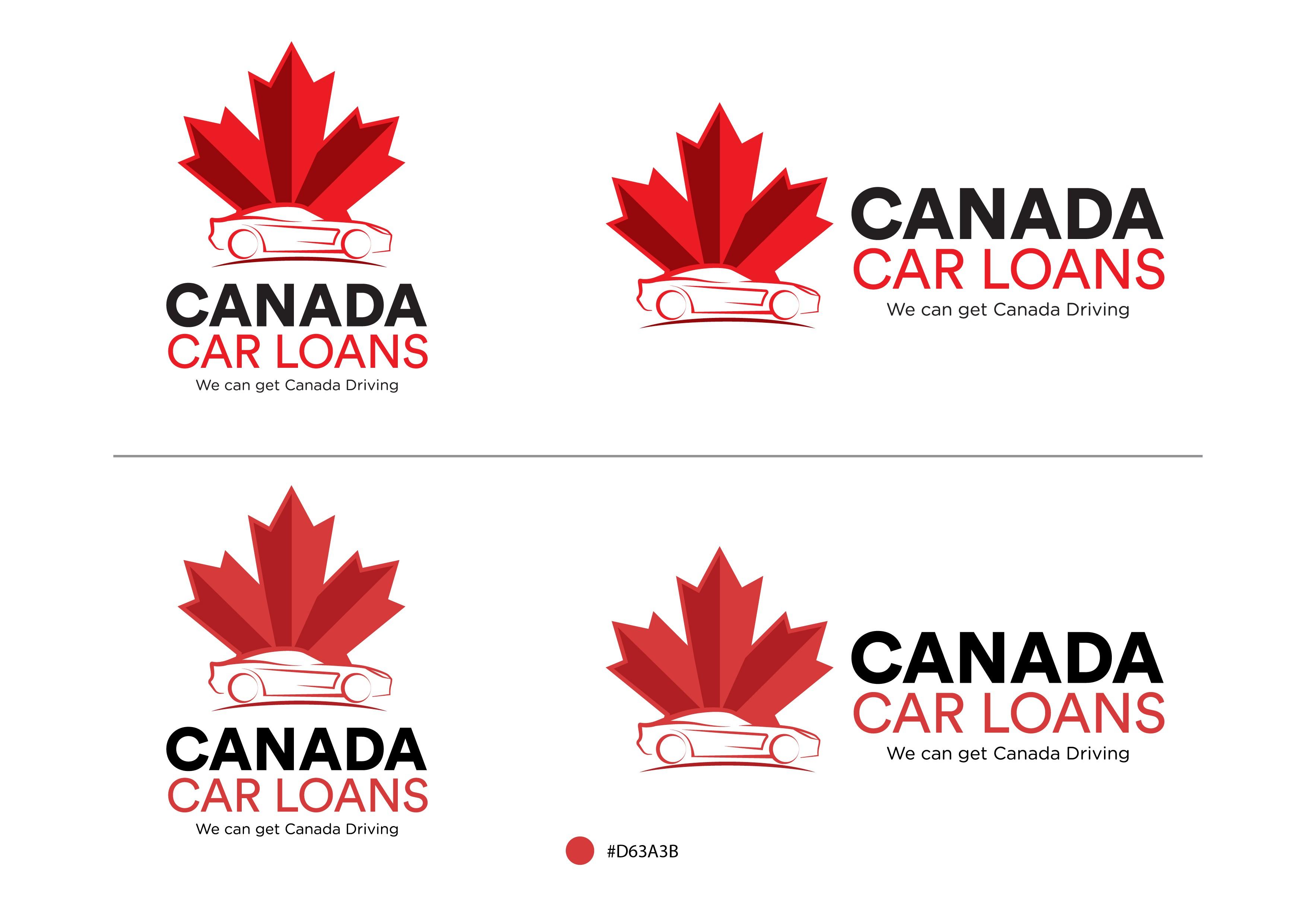 Canada Car Loans - Rebrand Logo