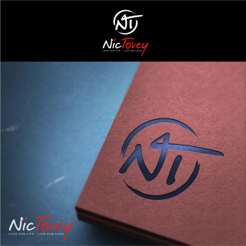 Personal Logo for a Life Coach Nic Tovey