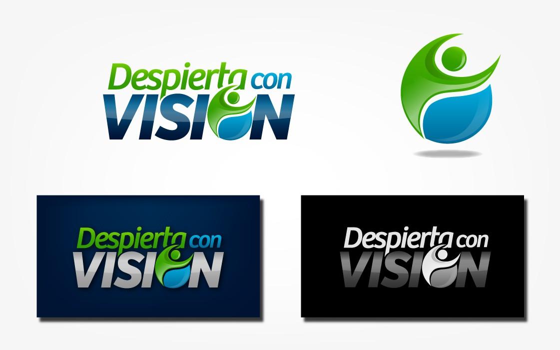 Be the best! Logo Despierta con VISION