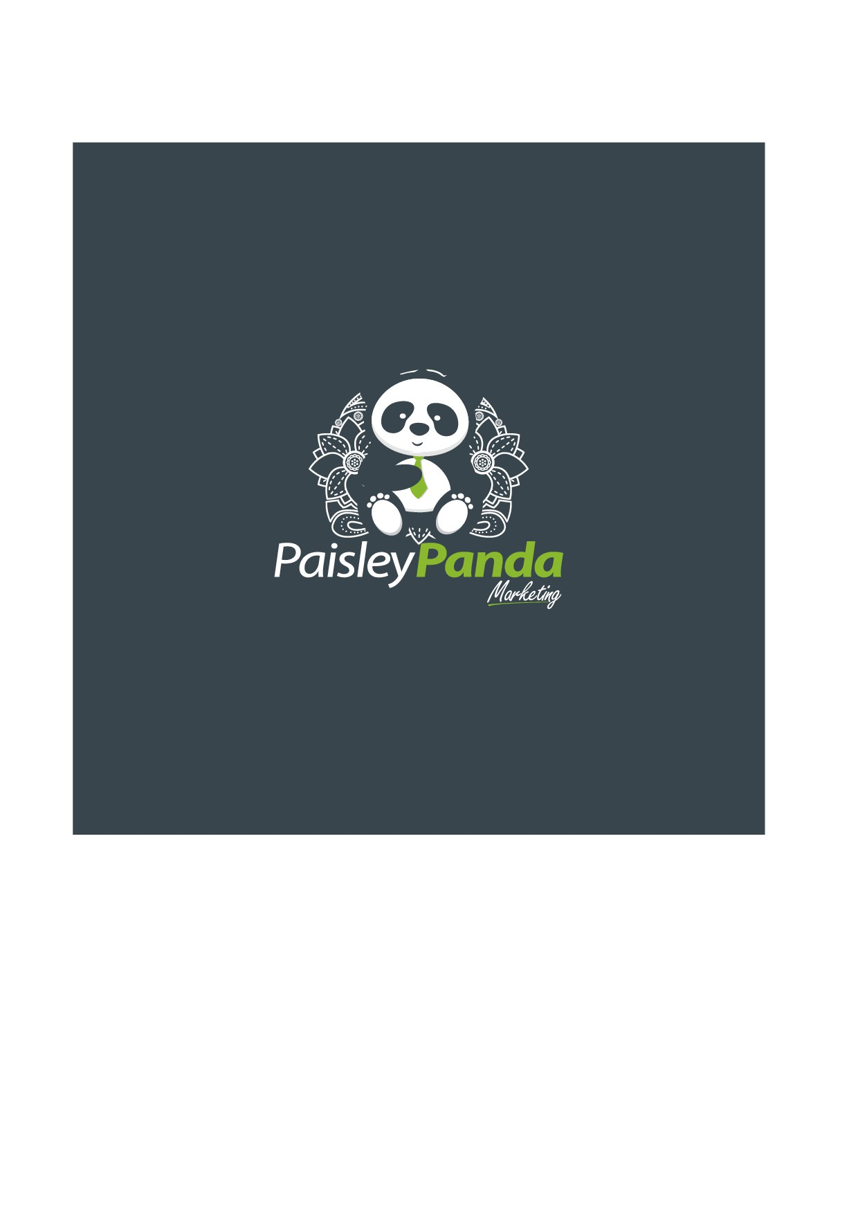Paisley me a Panda