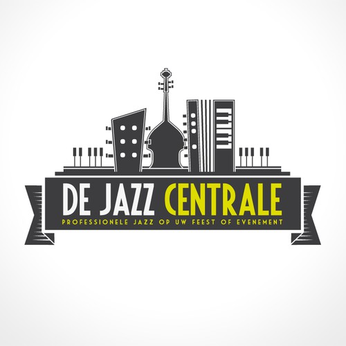 De Jazz Centrale heeft een nieuw logo nodig