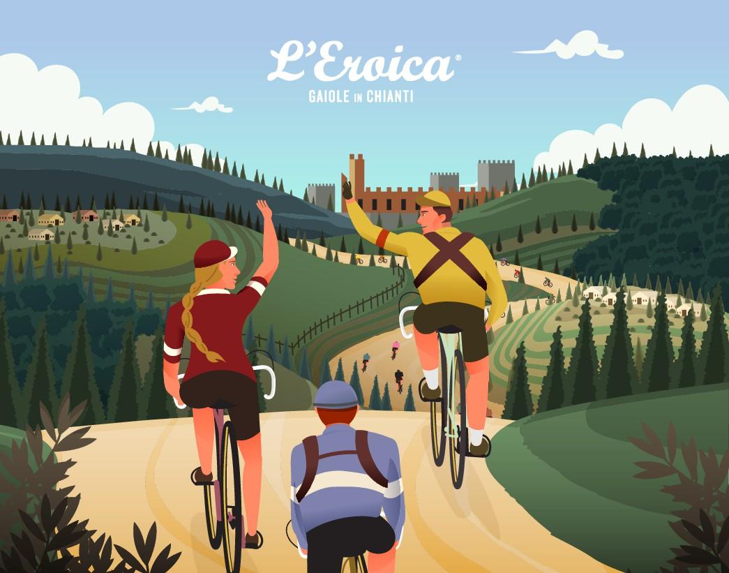L'Eroica 2021 Poster!