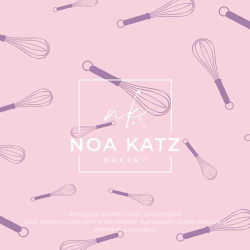 Concept de logo Noa Katz