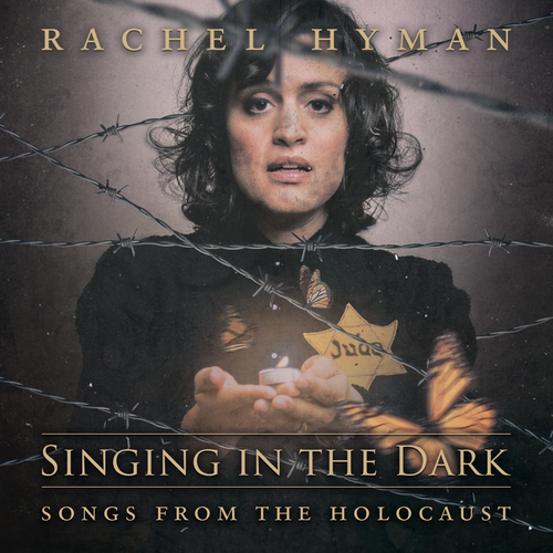 CD Cover for Singing in the Dark - Songs from the Holocaust