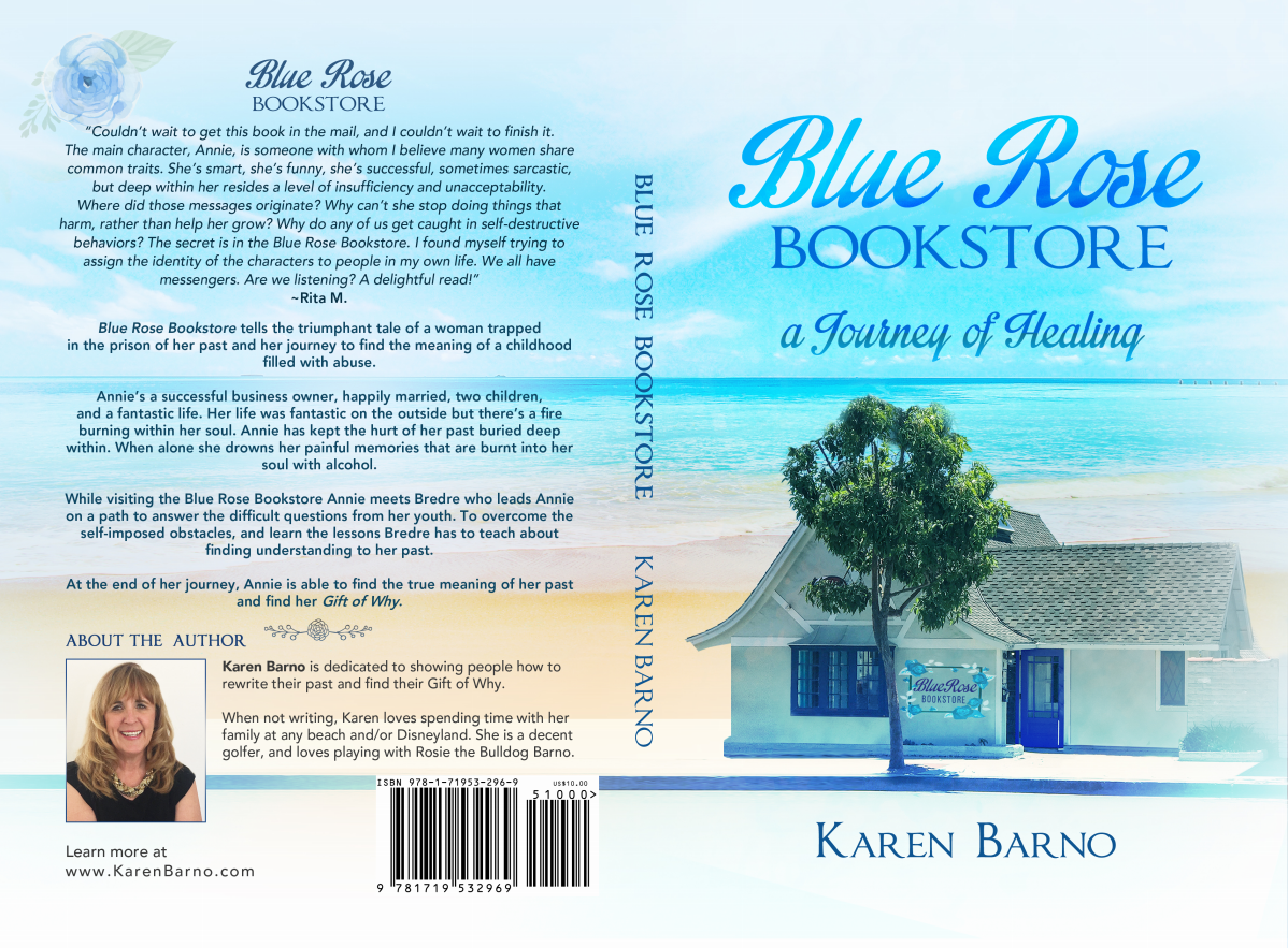 Blue Rose Bookstore A Journey of Healing
