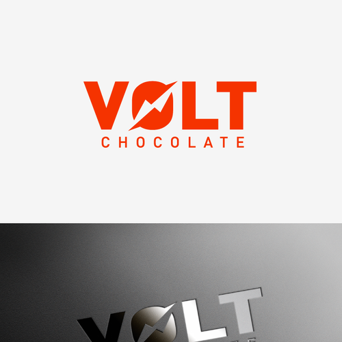 Volt Chocolate Logo