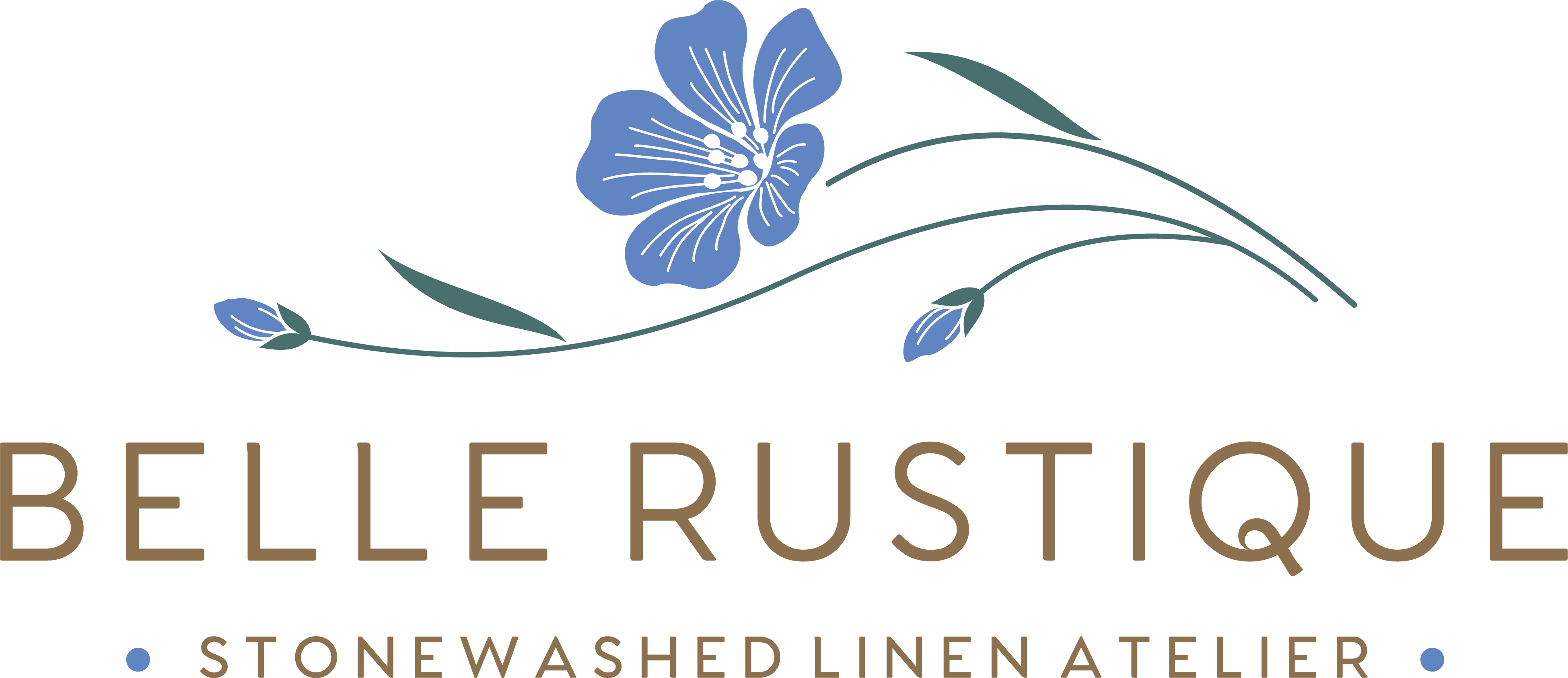 Belle Rustique needs a beautiful and authentic logo, with just a hint of luxe or freshness!