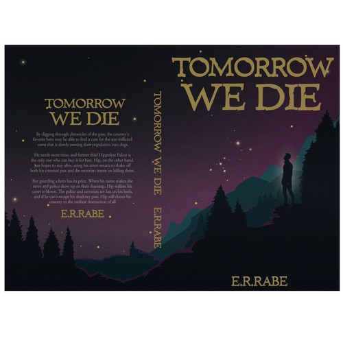 Cover for TOMORROW WE DIE