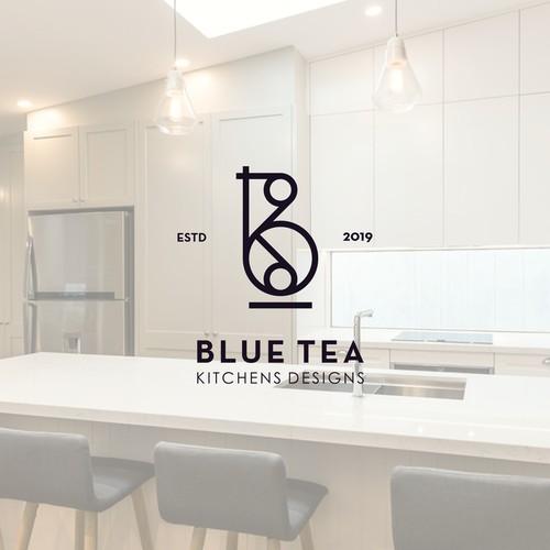 Blue Tea kitchens & bathrooms Design