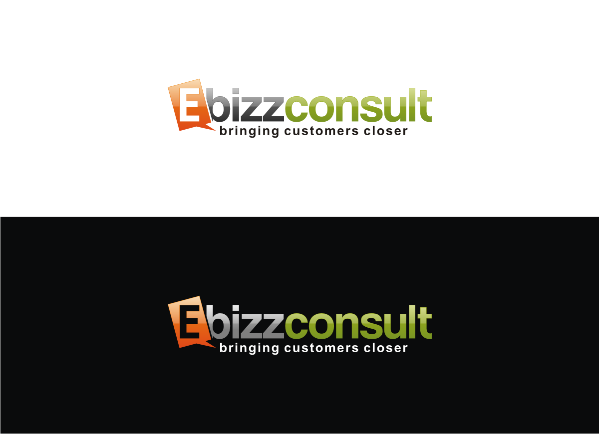 New logo wanted for E-bizz Consult (could also be in one word: ebizzconsult)