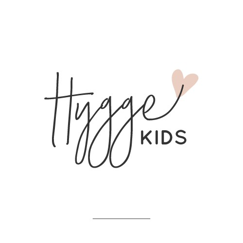 Hygge Kids webshop: Eye-catching logo