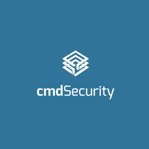 IT Security Firm - Sophisticated Logo and Business Card