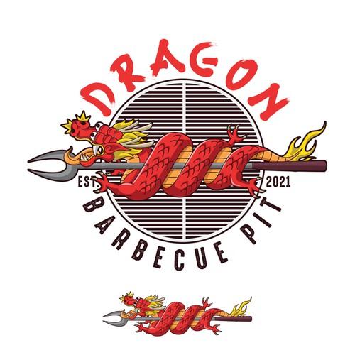 Dragon Barbecue Pit