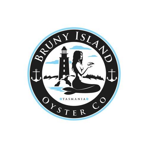 Oyster company logo design