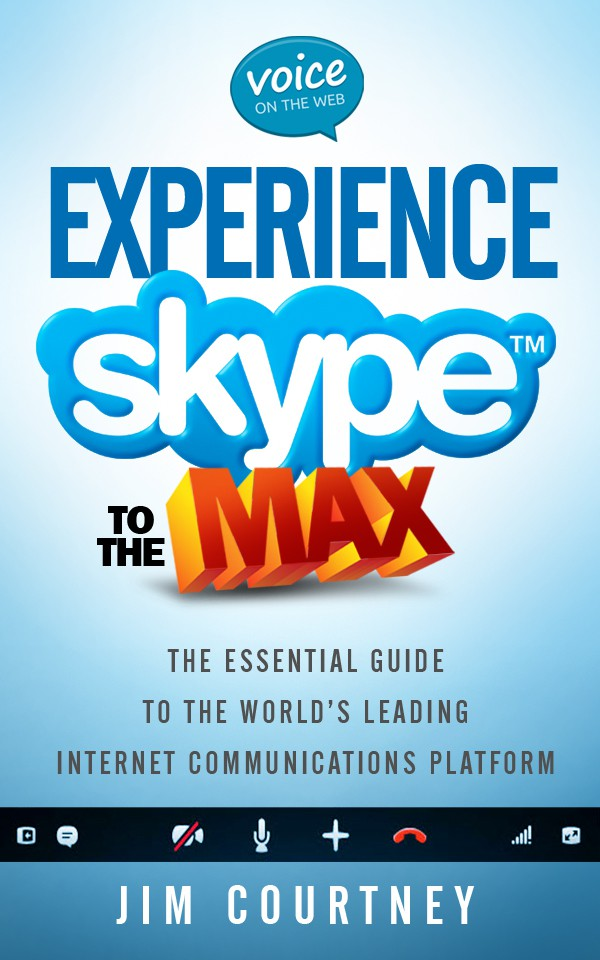 "Kindle Cover required for ""Experience Skype To The Max"" - an essential guide to using Skype"