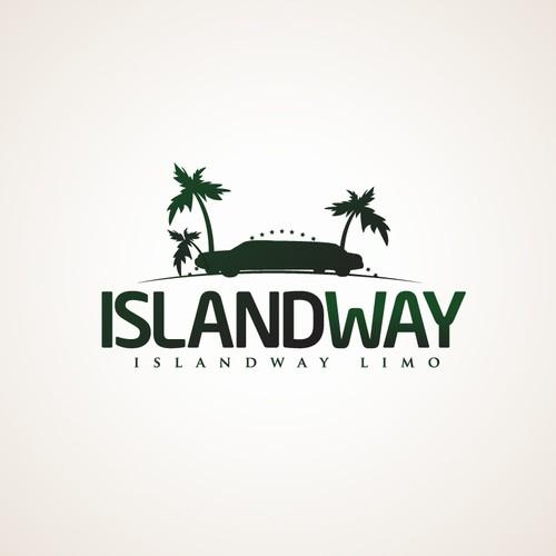 Islandway Limo Logo