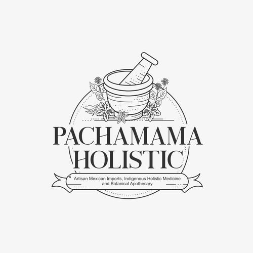Artisan and Holistic Logo