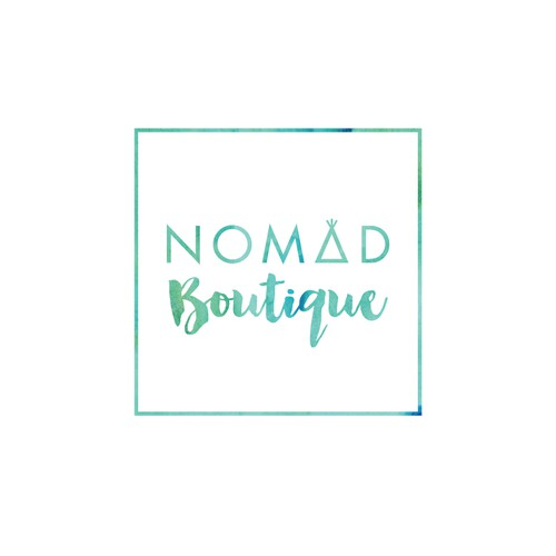 Logo for Nomad Boutique