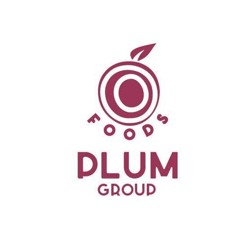 Logo for a food group