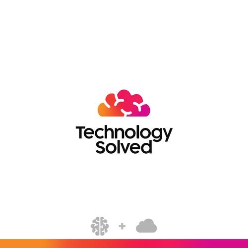 Logo for Technology Solved