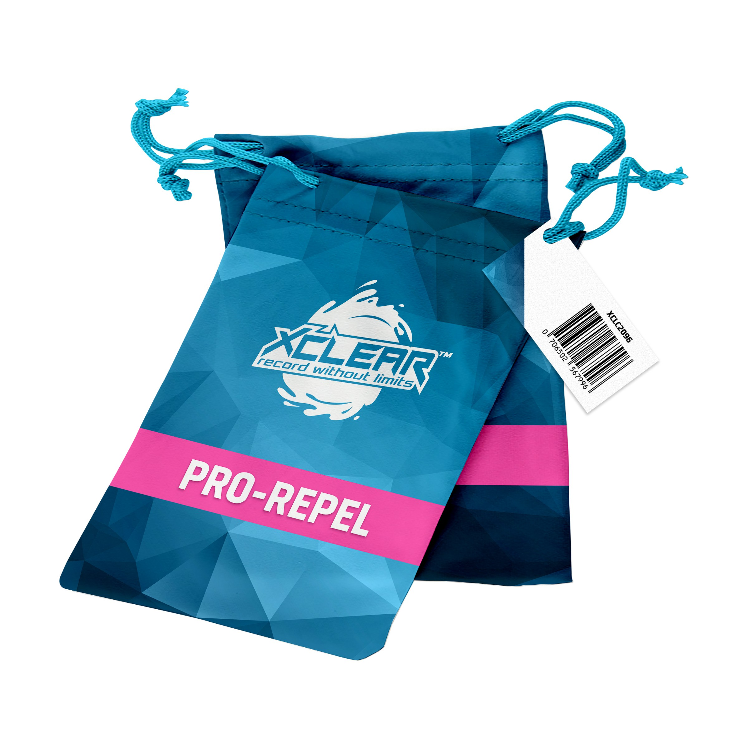 PRO-REPEL Booster Liquid (re design of an old project)