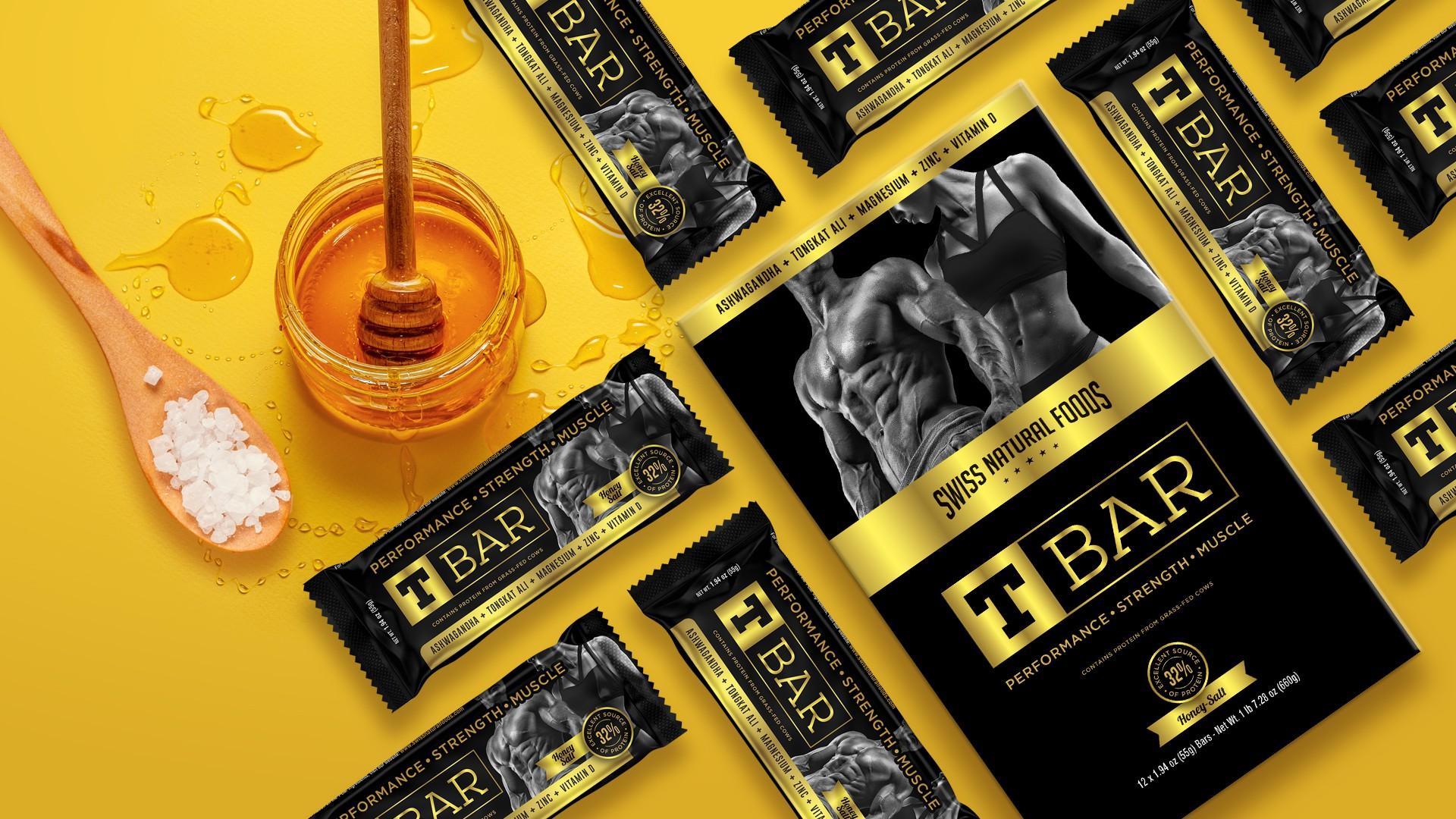 T-Bar: Flyer + Banner + Social Media Cover