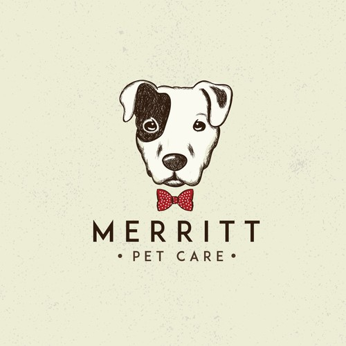 logo design for a pet care company :)