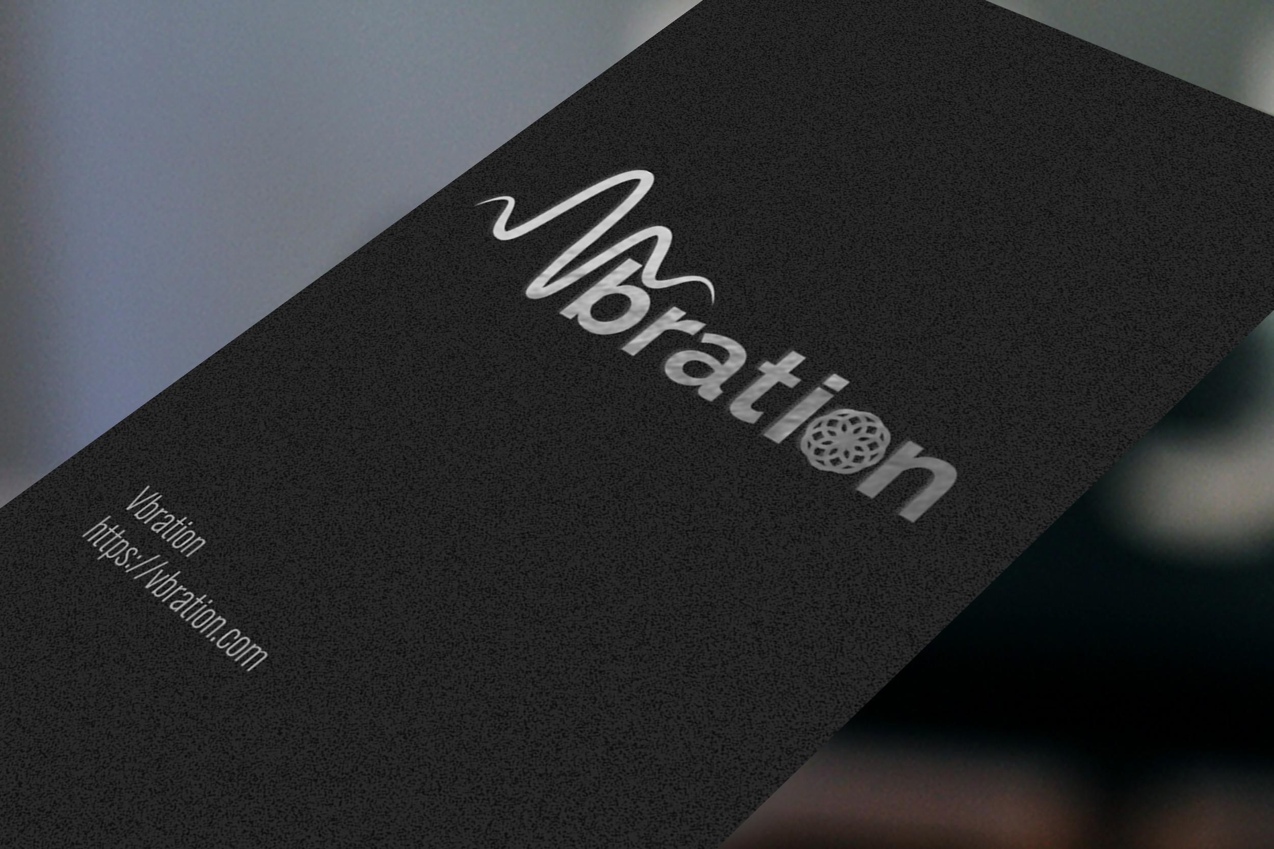 Logo Design For Vbration.com