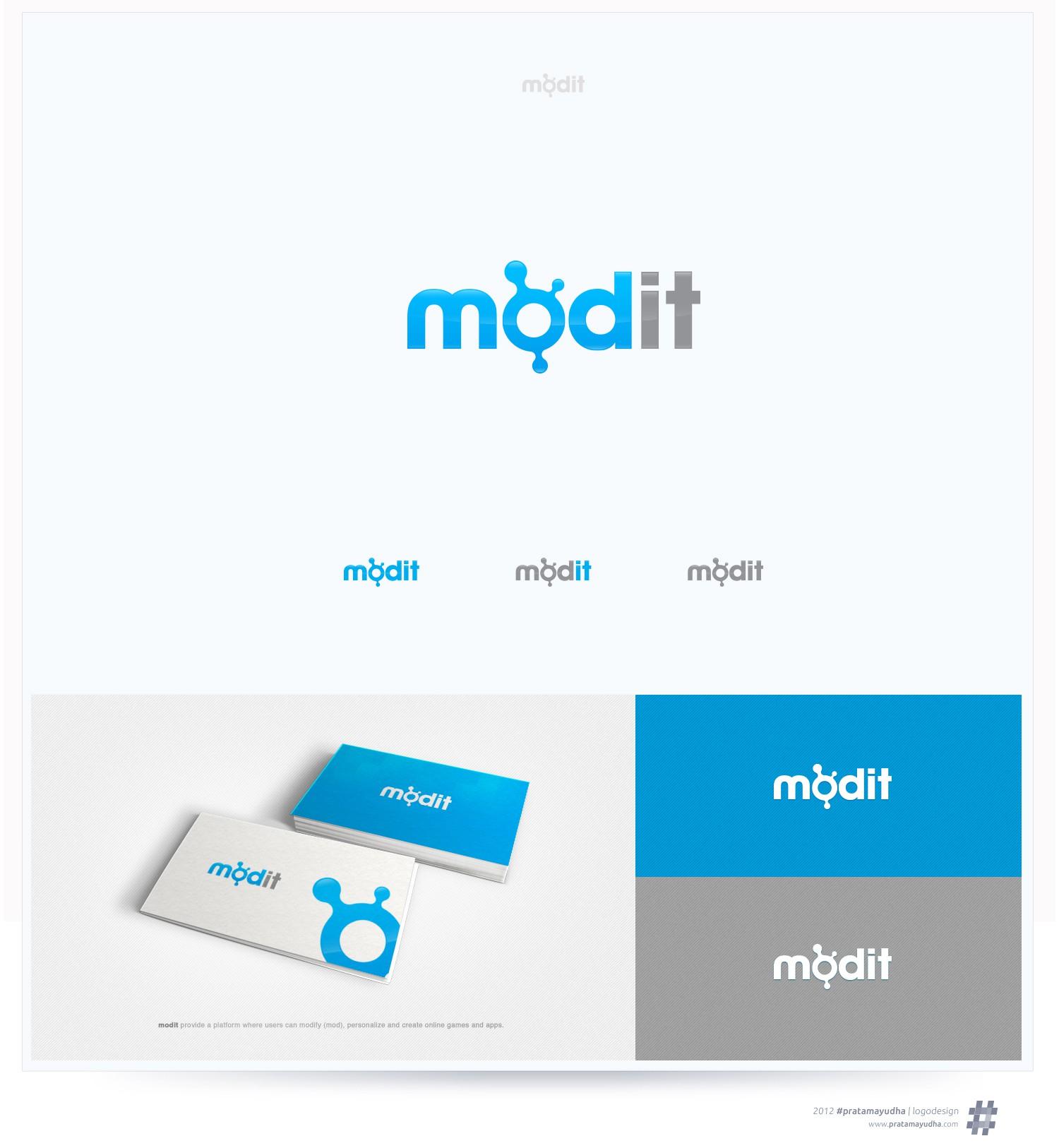Modit needs a new logo