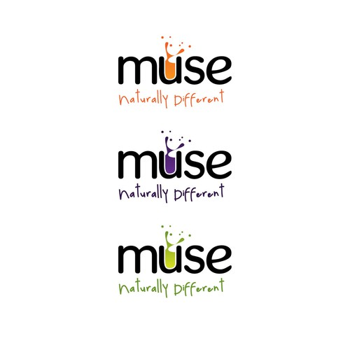 Create an appealing new logo for MUSE