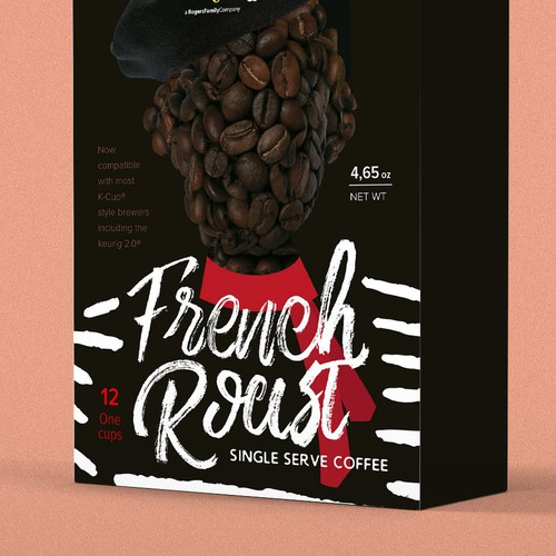 San Francisco Bay Coffee Packaging